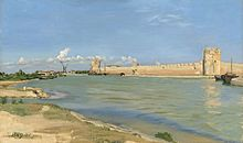 220px-The_Ramparts_at_Aigues-Mortes_A29987